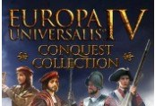 Europa Universalis IV Conquest Collection 2015 Steam CD Key