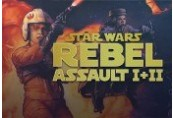 Star Wars: Rebel Assault I + II RU VPN Required Steam CD Key