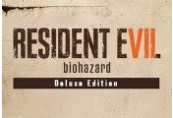 Resident Evil 7: Biohazard Deluxe Edition EMEA Steam CD Key