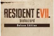 Resident Evil 7: Biohazard Deluxe Edition Steam CD Key