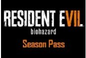 Resident Evil 7: Biohazard - Season Pass RoW Steam CD Key
