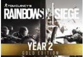 Tom Clancy's Rainbow Six Siege Year 2 Gold Edition Clé Uplay