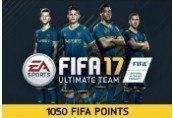 FIFA 17 - 1050 FUT Points UK PS4 CD Key