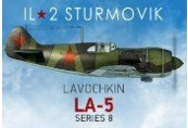 IL-2 Sturmovik - La-5 Series 8 Collector Plane DLC Digital Download CD Key