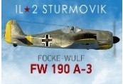 IL-2 Sturmovik - Fw 190 A-3 Collector Plane DLC Digital Download CD Key