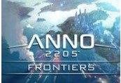 Anno 2205 - Frontiers DLC Uplay CD Key