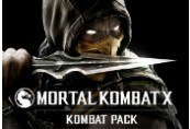 Mortal Kombat X - Kombat Pack DLC US PS4 CD Key