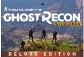 Tom Clancy's Ghost Recon Wildlands Deluxe Edition EMEA Uplay CD Key