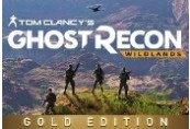 Tom Clancy's Ghost Recon Wildlands Gold Edition US XBOX One CD Key