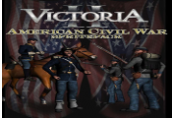 Victoria II: A House Divided - American Civil War Spritepack DLC Steam CD Key