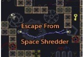 Escape From Space Shredder Steam CD Key