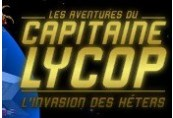 Captain Lycop: Invasion of the Heters Steam CD Key