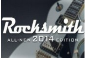 Rocksmith 2014 Remastered Edition EU Steam CD Key