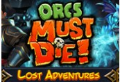 Orcs Must Die! - Lost Adventures DLC Clé Steam