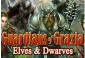 Guardians of Graxia - Elves & Dwarves DLC Steam CD Key