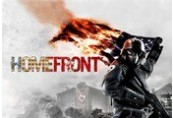 Homefront English only Steam CD Key