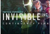 Invisible, Inc. Contingency Plan DLC Steam Gift