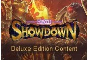FORCED SHOWDOWN - Deluxe Edition Content Steam CD Key
