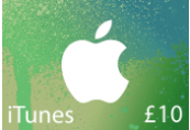 iTunes £10 UK Card