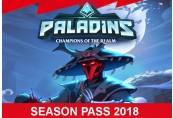 Paladins - Season Pass 2018 DLC Manual Delivery