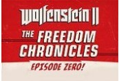 Wolfenstein II: The New Colossus - The Freedom Chronicles: Episode Zero DLC Clé Steam