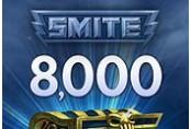 SMITE 8000 Gems CD Key