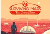 Surviving Mars First Colony Edition GOG CD Key