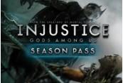 Injustice: Gods Among Us - Season Pass US PS3 CD Key