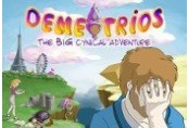 Demetrios - The BIG Cynical Adventure Steam CD Key
