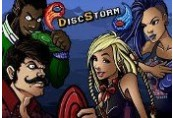 DiscStorm Clé Steam