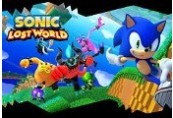 Sonic Lost World Steam Gift