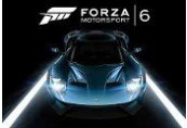 Forza Motorsport 6 + 10 Year Anniversary Car Pack DLC XBOX One CD Key
