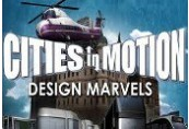 Cities in Motion - Design Marvels DLC Steam CD Key