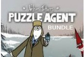Puzzle Agent Bundle Steam CD Key