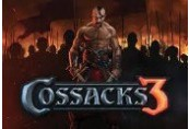 Cossacks 3 RU VPN Required Steam CD Key