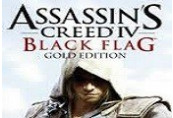 Assassin's Creed IV: Black Flag Gold Edition Uplay CD Key