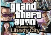 Grand Theft Auto: Episodes from Liberty City EU Steam CD Key
