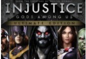 Injustice: Gods Among Us Ultimate Edition RU VPN Activated Steam CD Key