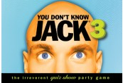 YOU DON'T KNOW JACK Vol. 3 Steam CD Key