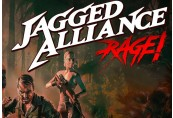 Jagged Alliance: Rage! EU Steam CD Key