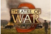 Theatre of War 3: Korea Steam CD Key