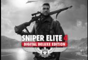 Sniper Elite 4 Deluxe Edition RU VPN Activated Steam CD Key