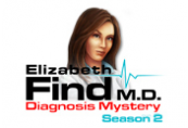 Elizabeth Find M.D. - Diagnosis Mystery - Season 2 Clé Steam