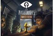 Little Nightmares Complete Edition US Nintendo Switch CD Key