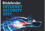 Bitdefender Internet Security 2017 FR Key (1 Year / 3 PCs)