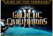 Galactic Civilizations III - Rise of the Terrans DLC Steam CD Key