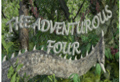 The Adventurous Four Steam CD Key