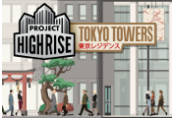 Project Highrise - Tokyo Towers DLC Steam CD Key