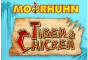 Moorhuhn: Tiger and Chicken (WW) Steam CD Key
