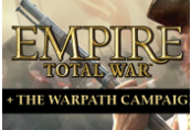 Empire: Total War + The Warpath Campaign DLC Steam CD Key